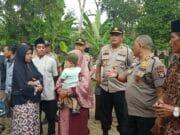 Pamatwil Polda Banten Monitoring Pilkades Serentak di Pandeglang