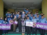 Kecamatan Kelapa Dua Terbaik Paten se-Kabupaten Tangerang