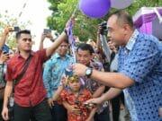 HUT Kabupaten Tangerang ke-76, Gemilang Tangerang Budaya Resmi Dibuka