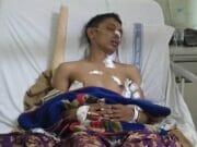 Pergoki Aksi Pencurian Pedagang di Tangerang Malah Ditusuk