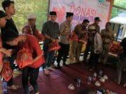 Tutup Tahun, Forwat dan BMP Center Salurkan Donasi
