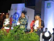Sachrudin Tutup Festival Budaya Nusantara III Kota Tangerang