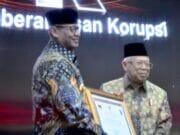 Pemprov Banten Raih Penghargaan Capaian Implementasi Pencegahan Korupsi