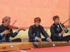 Pentas Kesenian Nangpiling Gentra Medal Tampil di Festival Desa Kota