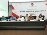 Menko PMK Pimpin Rakor Penyiapan Relokasi dan Revegetasi Lahan Pasca Banjir Bandang