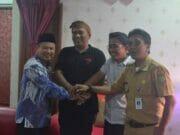 DISBUDPAR Ajak Pimpinan DPRD Lihat Situs Sejarah di Kota Tangerang