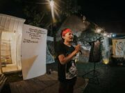 Diberitakan, Kota Tangerang Minim Kreatifitas, Edi Bonetski Komentari