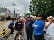Gubernur Banten instruksikan BPBD Banten Siaga dan Tanggap Bencana Banjir yang Melanda Banten