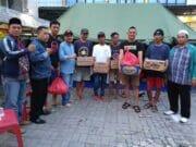 Banjir di Kota Tangerang, DPC Gerindra Dirikan 4 Dapur Umum