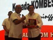Malam Pisah Sambut, Kapolres Metro Tangerang Kota Resmi Berganti
