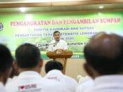 Camat dan Lurah Diminta Bekerjasama Sukseskan PTSL di Kabupaten Tangerang