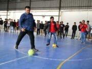 Turnamen Futsal HUT ke- 47, DPC PDIP Kota Tangerang Ajarkan Sportifitas