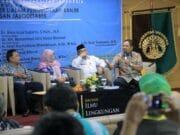 Wali Kota Tangerang Jadi Narsum Penanganan Banjir Jabodetabek