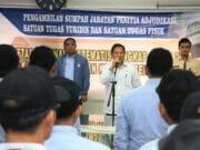 Sekda Kota Tangerang: Program PTSL Bantu Perekonomian Masyarakat