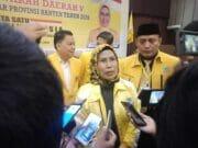 Ratu Tatu Chasanah Kembali Pimpin Golkar Banten