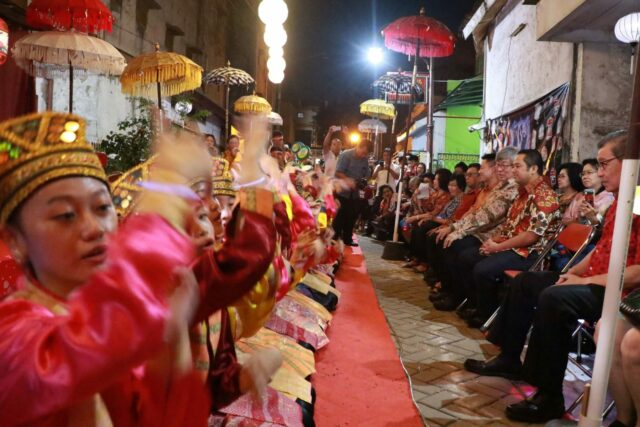 Cap Go Meh, Arief: Cina Benteng The One And Only In The Wold