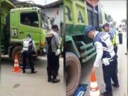 Gubernur Perintahkan Dishub Tindak Tegas Truk Overtonase di Ruas Jalan Cirabit
