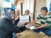 PMI Lebak Bantu Salurkan Donasi Pembangunan Sarana MCK dan Tempat Wudhu