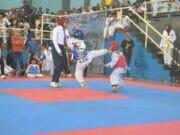 15 Bibit Atlet Taurus Taekwondo Academy Ikuti Kejuaraan di Makzom CUP 2020