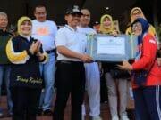 HUT Kota Tangerang, Dinkes Gagas Tangerang CENGHAR