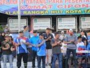 HUT Kota Tangerang, Turnamen Futsal Camat Cipondoh Cup I Resmi Ditutup
