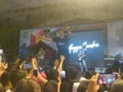 Angga Chandra Hibur Pengunjung Tangerang Expo 2020 di Ciledug