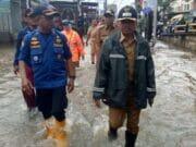Terdapat 13 Titik, Kota Tangerang Kembali Dilanda Banjir