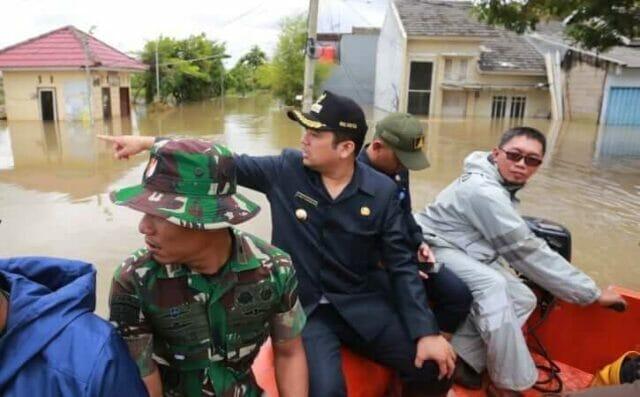 Berbagai Upaya Dilakukan Pemkot Tangerang Tanggulangi Banjir
