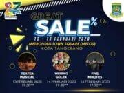 Wow, Pemkot Siap Gelar Tangerang Great Sale 2020