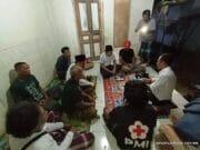 Tempat Pengungsi Memprihatinkan, PMI Lebak Galang Dana Bangun Huntara