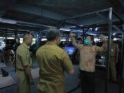 Usir si Corona, Kota Tangerang Siapkan 50 Bilik Disinfektan
