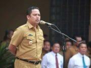 257 PNS Kota Tangerang Dilantik, Arief: Harus Emban Amanah