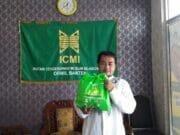 ICMI Orwil Banten Bagikan Ratusan Paket Sembako