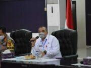 Lawan Covid-19, Pemkab Tangerang Gelar Rakor Persiapan PSBB