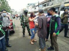 Bersama TNI-Polri, Komunitas ASA Bagikan 3.000 Masker di Tangerang