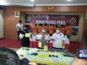 Polisi Ungkap Peredaran Sabu 6 Kg di Tangerang