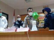 Polresta Tangerang Musnahkan 11, 172 Kilogram Sabu