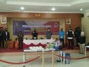 Sat Resnarkoba Polres Metro Tangerang Kota Musnahkan Sabu, Ekstasi dan Ganja