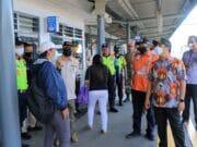 Sosialisai PSBB, Lokasi Keluar Masuk Kota Tangerang di Pantau