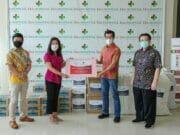 Siswa Sekolah SWA Kumpulkan Donasi Untuk Bantu Tenaga Medis Lawan Covid-19