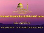 Lirik Sholawat Marhaban Ya Syahru Ramadhan