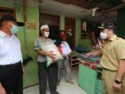 Distribusi Bantuan Presiden RI di Kota Tangerang Dipantau Menko PMK Muhadjir Effendy
