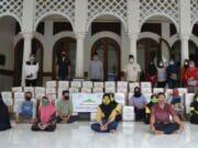 Elnusa Petrofin Bagikan 9.591 Paket Sembako Lebaran di Seluruh Indonesia