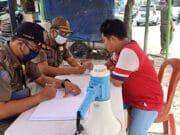Ditindak Tegas, Tercatat 831 Pelanggaran PSBB di Kota Tangerang