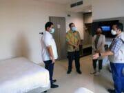 Dua Hotel Disediakan Bagi Tenaga Medis di Kota Tangerang