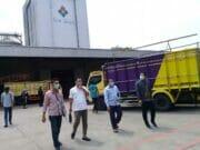 Pastikan Terapkan Protokol Covid-19, Komisi IV DPRD Banten Sidak Dua Pabrik di Jayanti
