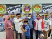 DPC IPHI Kabupaten Tangerang dan LSM Biak Santuni 250 Anak Yatim Piatu
