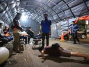 Pemkot Tangerang Akan Tangkap dan Rapid Test Pelanggar PSBB