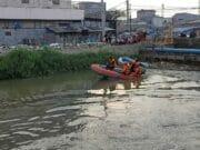 Terekam CCTV, Bocah Tenggelam di Kali Ledug Periuk Kota Tangerang