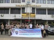 Pandemi Corona, Direktorat Bintibmas Baharkam Polri Galang Aksi Solidaritas di Tangerang